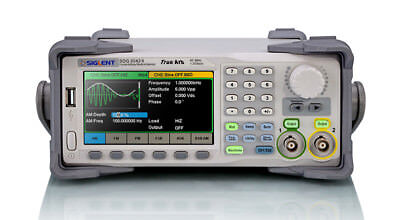 Siglent Sdg2042x 40mhz Functionarbitrary Waveform Generator