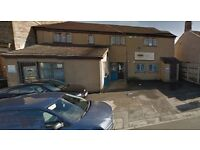 Sale of 9 and 11 Bradford Lane, Laisterdyke, Bradford, BD3 8LP. Offices and house
