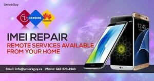 IMEI REPAIR, NETWORK REPAIR, UNLOCKING (SAMSUNG IPHONE HTC LG ETC), GOOGLE OR SAMSUNG ACCOUNT REMOVE, WIND MODIFY ; MORE