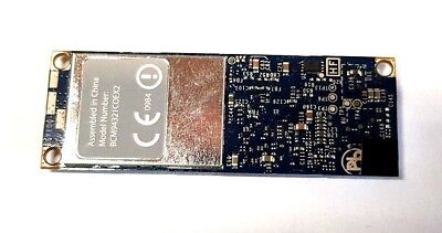 APPLE MACBOOK AIR A1237 A1304 2008 2009 WIFI BLUETOOTH CARD BCM94321COEX2 gebraucht kaufen  Versand nach Germany