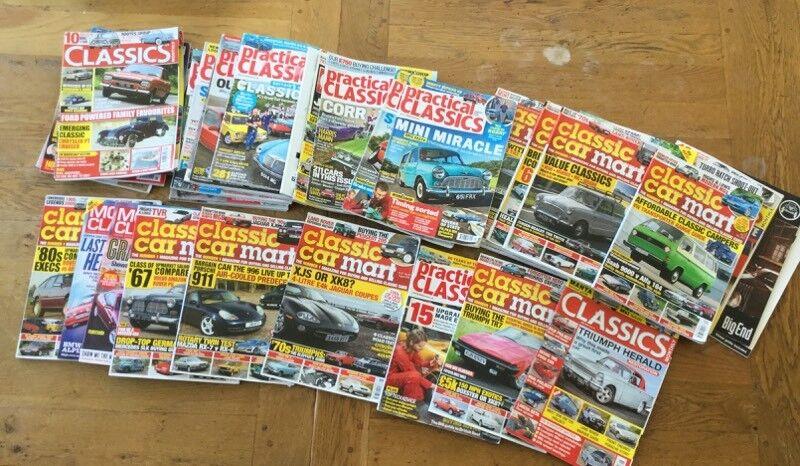 Classic Car Practical Classics Car Magazines Free In Brighton