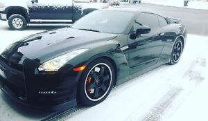 2013 Nissan GT-R Black Edition - Mint