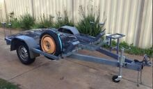 Motorbike / Quad bike / ATV trailer for HIRE - Carries 3 bikes Greenvale Hume Area Preview