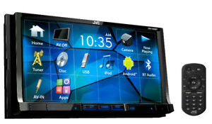 JVC KW420BT - BRAND NEW - 7 INCH - TOUCH SCREEN