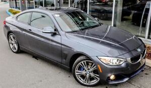 2015 BMW 428i xDrive-Performance Package-