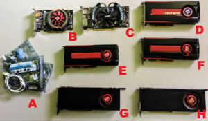 PCI risers + AMD Radeon Video Cards