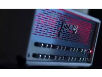FRAMUS COBRA 100w amp head All Valve Tube Guitar Amplifier 3ch German Made beaut