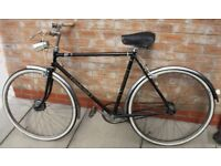 Classic Pedal bike Mans Coventry Eagle