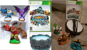 Various Skylanders sets for XBOX 360 ($15 each) '