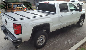 Pick Up Truck | Chevy Silverado Hard Trifold | Flush Mount Cover