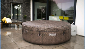 BRAND NEW Lay Z Spa St Moritz 5-7 Person Hot Tub