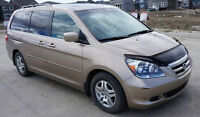 2007 Odyssey EX-L, Leather, Sunroof, Heated Seats