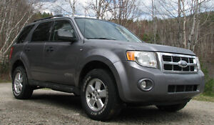 2008 Ford Escape XLT AWD VUS