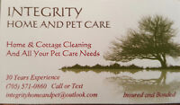 Cleaner for your house and cottage