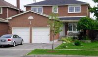 3 Bedrooms basement apartm. near Sq1 and Sheridan College