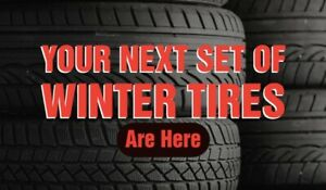 BRAND NEW WINTER TIRE PROMOTION IS ON !!!