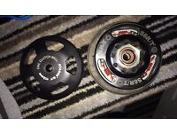 STAGE 6 OVERSIZE CLUTCH AND BELL