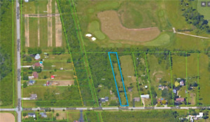 Vacant Residential Building Lot For Sale