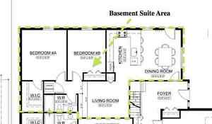 2 Bedroom Basement Suite in Upper Mission