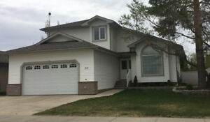 Large Executive Home Rental in BROOKS, AB