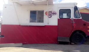 Fish and Chip Food Truck For Sale