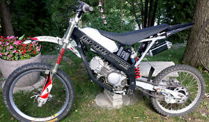 Custom built dirt bike for sale DHX MOTO 2.0
