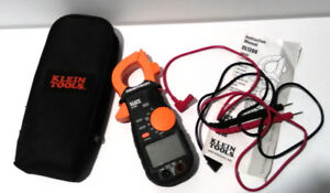 KLEIN CL1200 600A AC clamp Meter.
