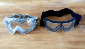 2x Lunettes Airsoft/Paintball