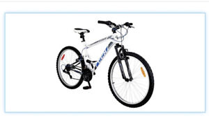 CCM Static Men's dual suspension mountain bike, used for 2months