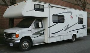 2005 Ford Sunseeker Motorhome Excellent condition