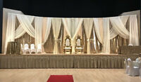 SPECIALIZING IN LUXURIOUS WEDDING DECOR!!