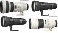 Need to rent 300mm 400mm f2.8 or f4 - besoin de louer / Location