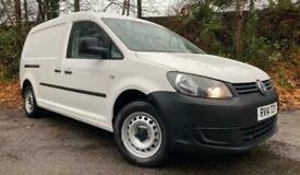 2014 Volkswagen Caddy Maxi 1.6 TDI BlueMotion Tech C20 Maxi Startline Panel Van