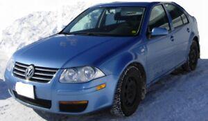 2008 Volkswagen Jetta City Sedan