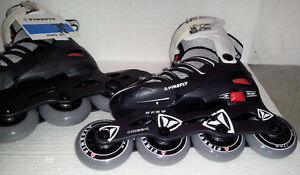FIREFLY ROLLER BLADES INLINE SKATES YOUTH SIZE H40 JUNIOR ADJUST London Ontario image 4
