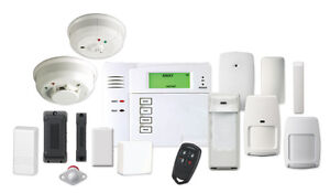 Security Alarm Intrusion detection System Residential Commercial
