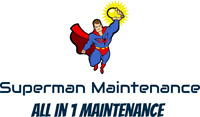 Superman Maintenance! Getting ready for the spring season!