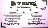 Lawn & Garden, Landscaping, Tree Services