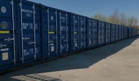 Self storage container (INC VAT) B31 4AG