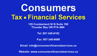 Two Positions: Seasonal Tax Preparer and Receptionist
