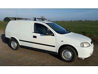 Breaking Vauxhall Astra 1.7 DTI Van Spears