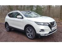 2017 17 Nissan New Generation Qashqai 1.5 dCi N-Connecta with Panoramic Roof