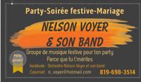 Party de Bureaux Plaisir Bon Band HOT!  Musicien Réserve tôt dj