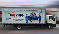 ⭐️LET'S GET MOVING⭐️-MISSISSAUGA'S AFFORDABLE MOVING COMPANY⭐️