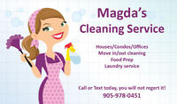 Magda's Cleaning Service