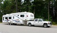 DELIVER NEW RV UNITS FROM THE U.S TO CANADA $$$
