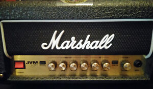 Marshall JVM-1H 50th Anniversary Limited Edition Tube Amp
