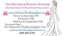 New Brunswick Wedding Suppliers Wedding DJ Cakes Decorators