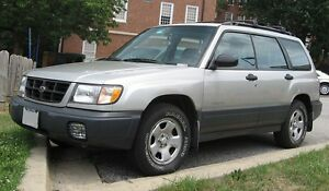 I WANT TO BUY A FORESTER