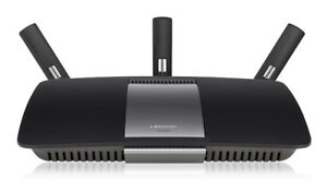 Linksys AC1900 Dual Band SMART Wi-Fi Router (EA6900)